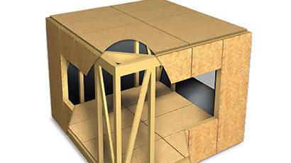 安心・安全構造の家のイメージ画像